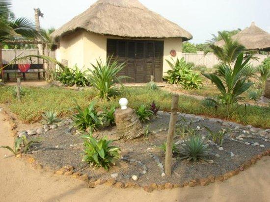 Safari Beach Lodge: one of their room views