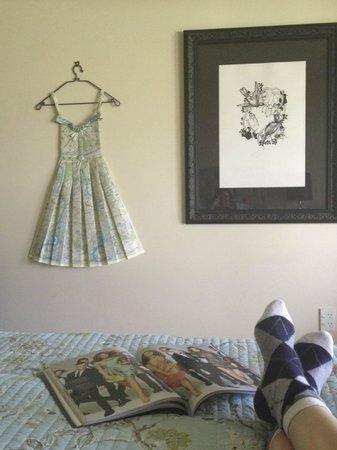 ليك تيكابو لودج: Relaxing and admiring the unique art 