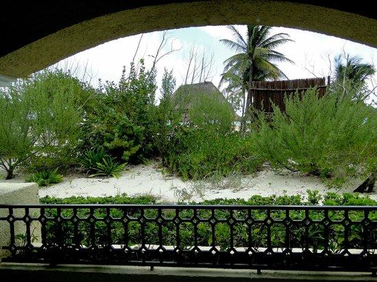"IBEROSTAR Paraiso Del Mar: View from our original ocean front ""view"" suite - 3006"