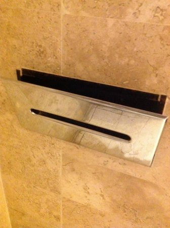 IBEROSTAR Paraiso Del Mar: No tissues for 2 days, even with container left open on purpose