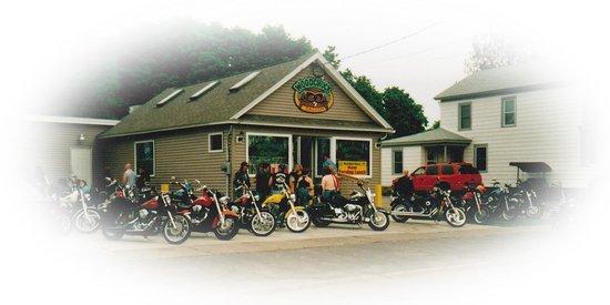 Woodchuck Saloon