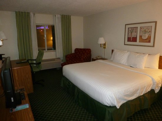 Fairfield Inn & Suites Branson: Room