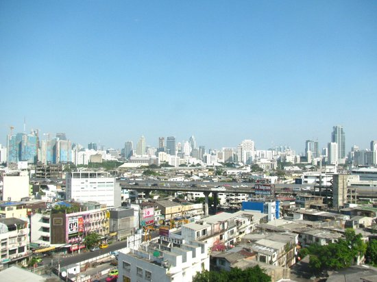 Bangkok Centre Hotel: View from room