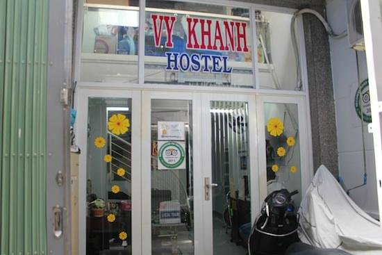 Vy Khanh Guesthouse: Exterior