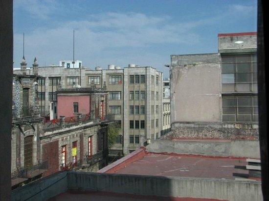 แฮมป์ตัน อินน์ สวีท เม็กซิโกซิตี้เซ็นโทร ฮิสทอริโค: 02 tier higher floor