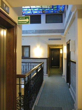 แฮมป์ตัน อินน์ สวีท เม็กซิโกซิตี้เซ็นโทร ฮิสทอริโค: Hallway