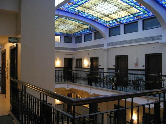 Hampton Inn & Suites Mexico City - Centro Historico: hotel interior