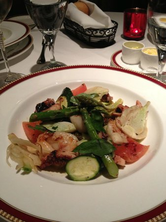 Hotel Grano de Oro San Jose: Seafood dish