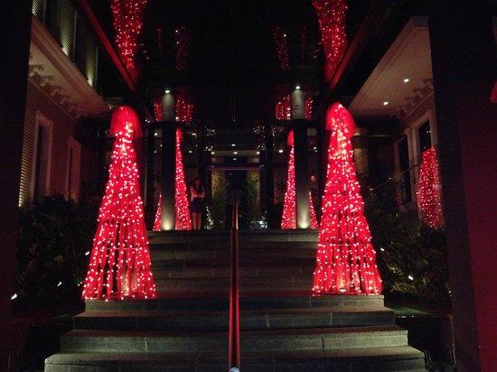 Hotel Grano de Oro San Jose: entrance