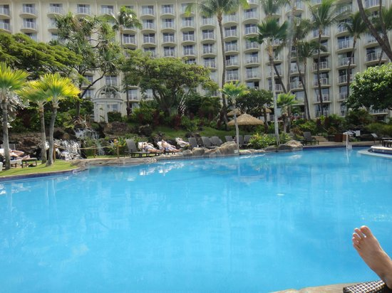 The Westin Maui Resort & Spa: Adult pool