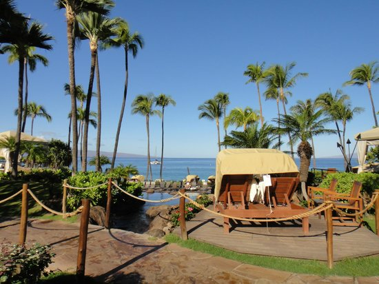 Westin Maui Resort And Spa: Adult pool cabana