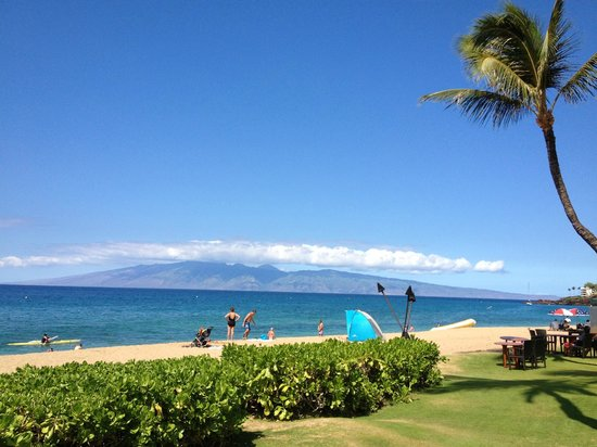 Westin Maui Resort And Spa: Beachfront
