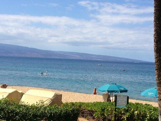 Westin Maui Resort And Spa: Westin Beachfront