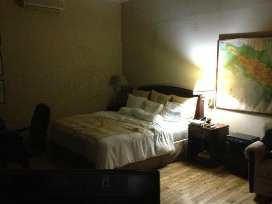 Corteza Amarilla Lodge: room