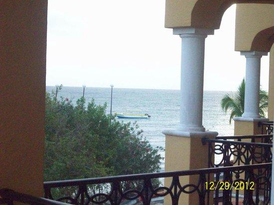 Secrets Capri Riviera Cancun: View from room 247