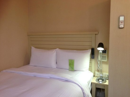 Kindness Hotel - Xiongzhong: comfortable bed
