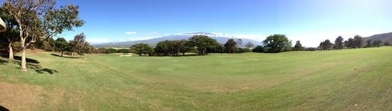 Kahili Golf Course: course in great shape