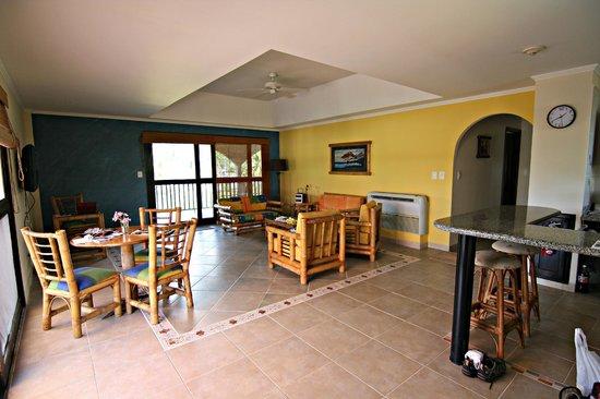 Tranquility Bay Antigua: Living room