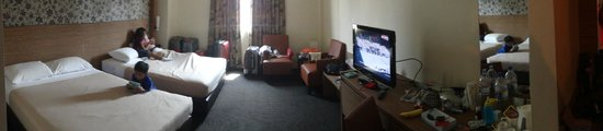 Strand Hotel: Awesome Room