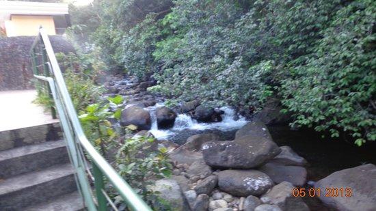 هوتل إلتوكانو ريزورت آند ثيرمال سبا: Vista del río 