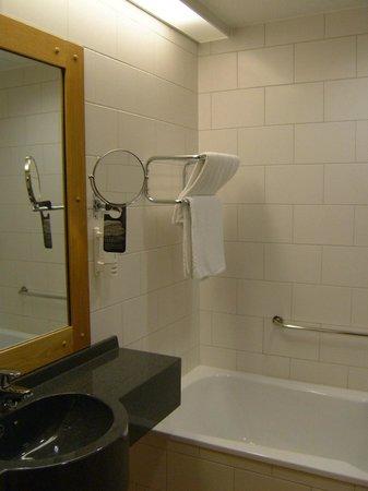 Scandic Tampere City: バスルーム