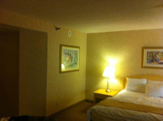 Harrah's Las Vegas: Zimmer 1001