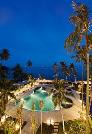 Mercure Koh Samui Beach Resort: Swimming Pool