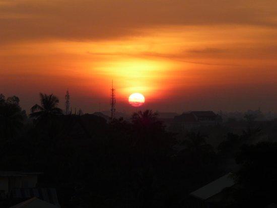 Angkor Sayana Hotel & Spa: Sunrise