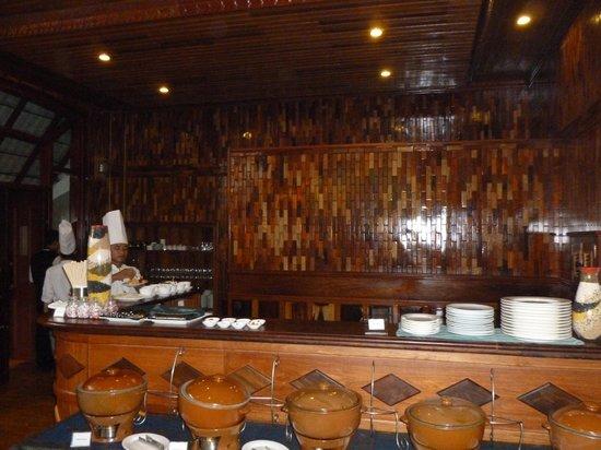 โรงแรมอังกอร์ ซายานา แอนด์ สปา: Restaurant