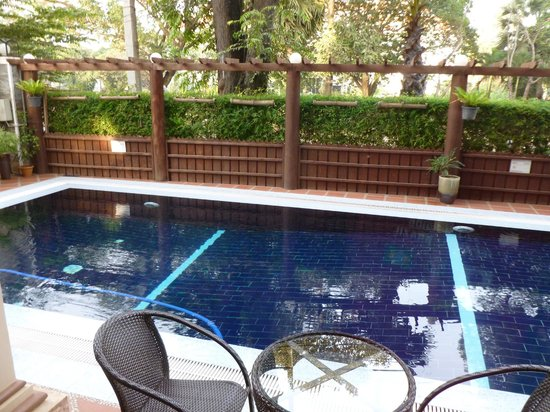 Angkor Sayana Hotel & Spa: Pool