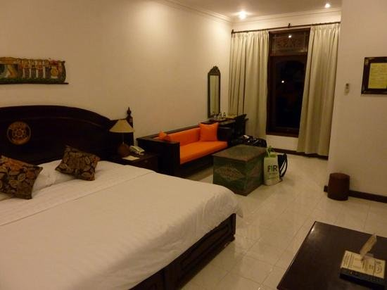 Tamukami Hotel: Our Superior Room (2)