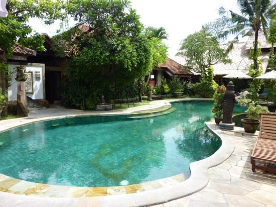 Tamukami Hotel: The Pool