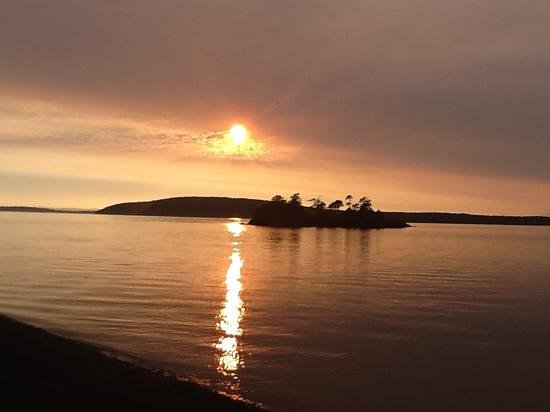 Casa de las Olas: sunset