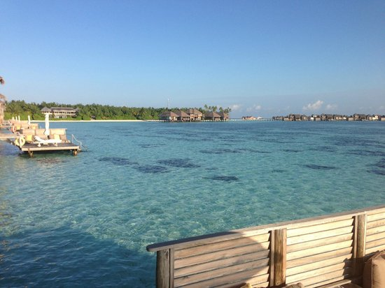 Gili Lankanfushi Maldiverna: 4