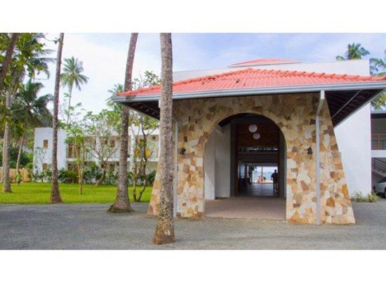 CoCo Bay Unawatuna: Entrance