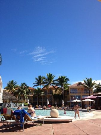 VH Gran Ventana Beach Resort: clear skies