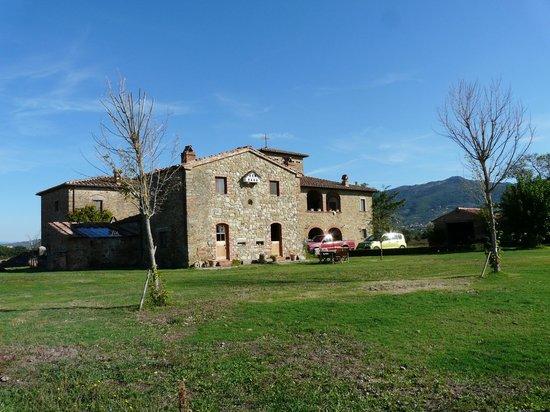 Il Pero: Il Pero accommodation 