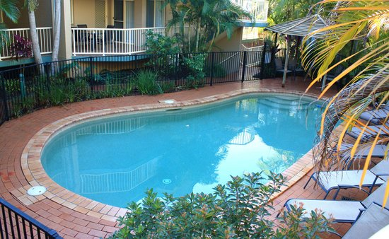Mariner Bay Apartments: Heated salt-water pool