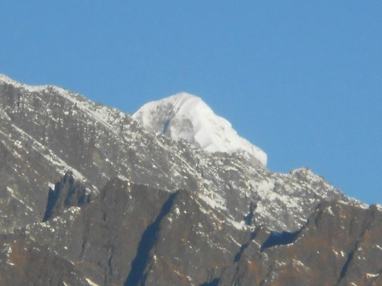 Shepherd's Lodge Devi Darshan: peak neelkanth