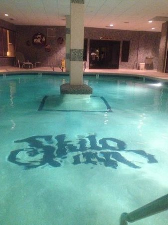Shilo Inn Suites Hotel - Seaside Oceanfront: The pool