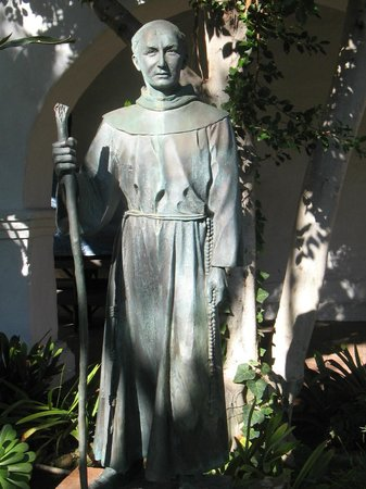 Mission San Diego de Alcala: Father Serra