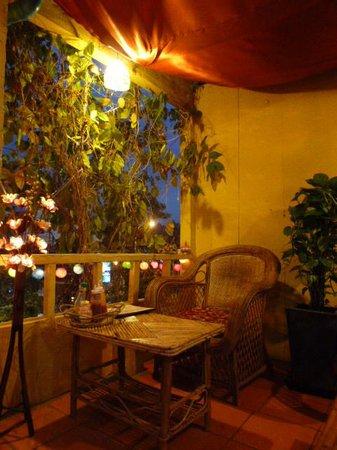 Golden Fish Guesthouse: レストラン・リラックススペース3