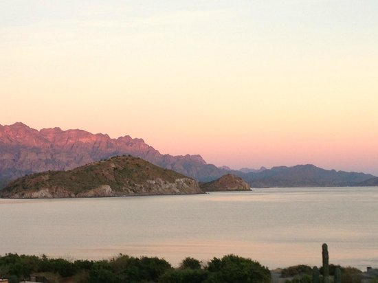 Villa del Palmar Beach Resort & Spa at The Islands of Loreto: Sunrise from our room