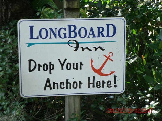Anchor Inn: Drop your anchor here