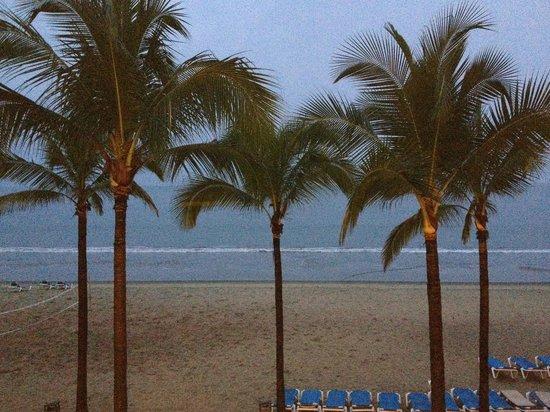 Hotel Riu Vallarta: View from the Steak House