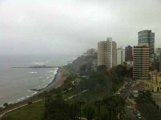 Belmond Miraflores Park: View from Breakfast Room