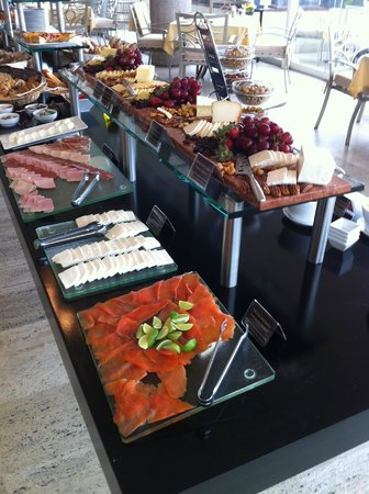 Belmond Miraflores Park: Breakfast Buffet