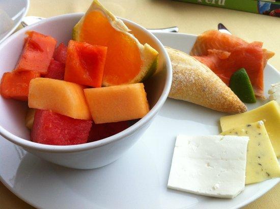 Belmond Miraflores Park: Breakfast