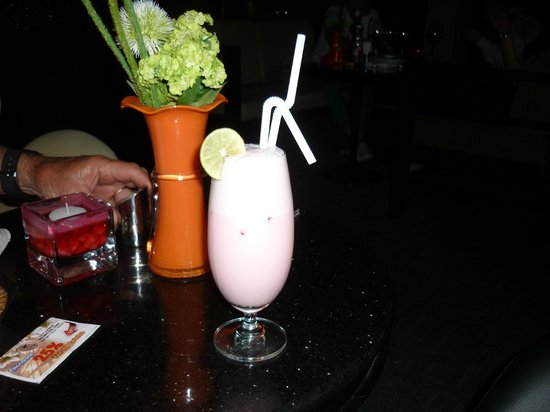 Tara Angkor Hotel : cocktails