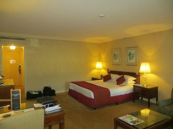 Sir Stamford at Circular Quay Hotel Sydney : our room